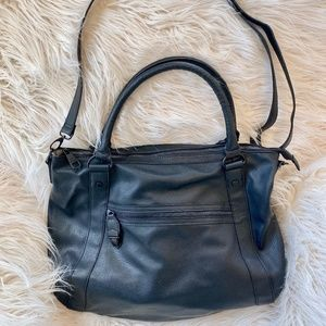 Steve Madden XL Tote Convertible Crossbody Bag